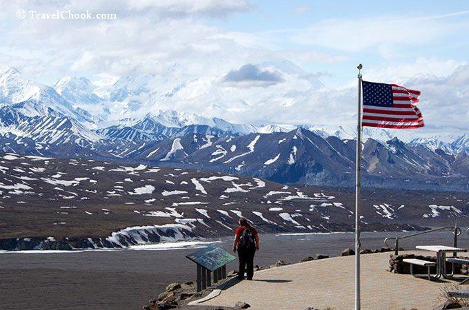 Eielson-Denali - Mt McKinley