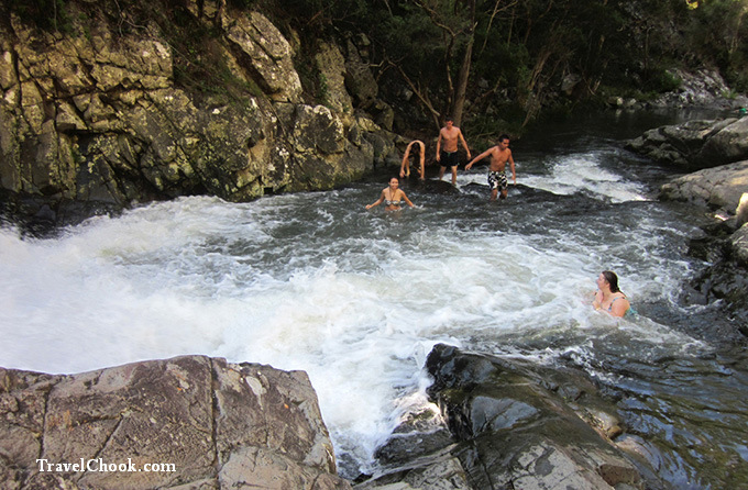 Cedar Creek-swimming-holes