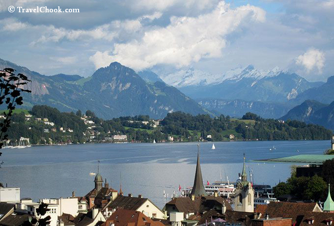 3 days in Lucerne