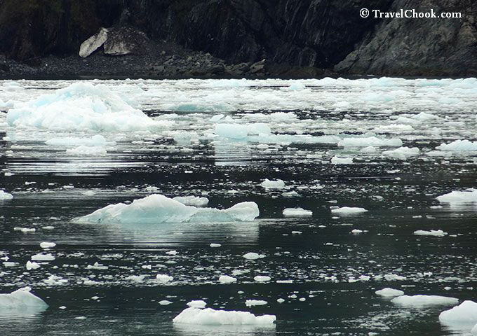 Aialik Glacier area
