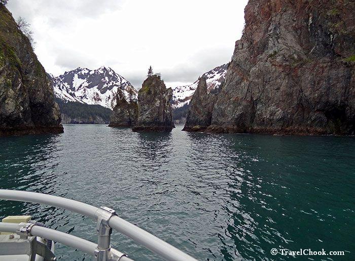 Fox Island area Alaska
