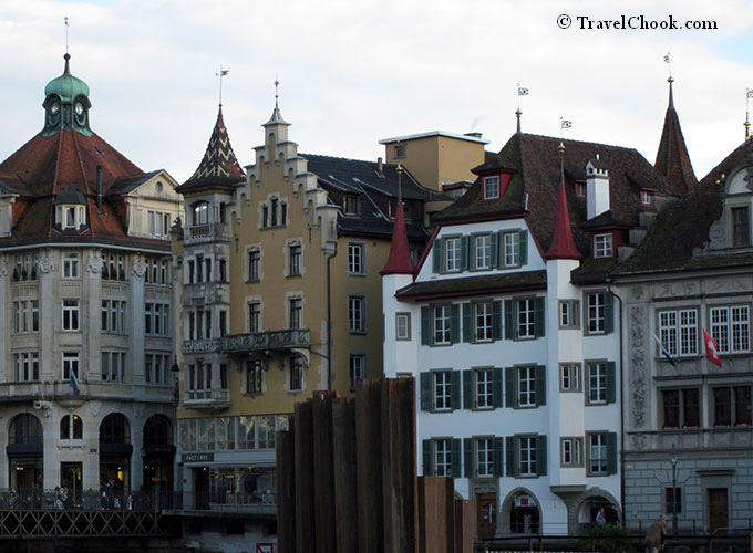 Lucerne architecture, Swiss