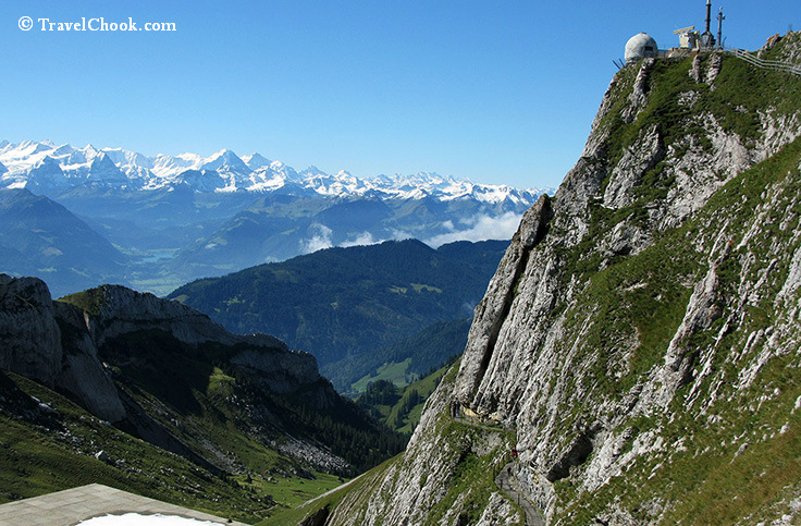 Mt Pilatus views