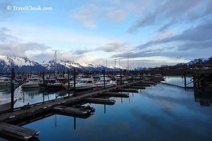 Seward-Harbour-Alaska