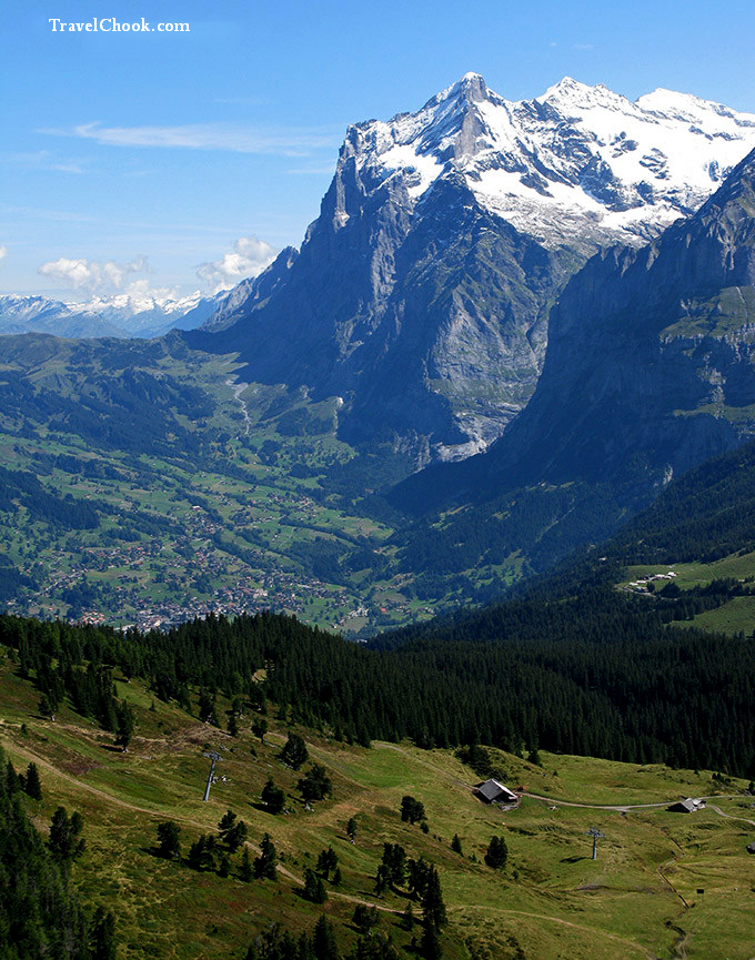 Best short easy hikes in Swiss Alps