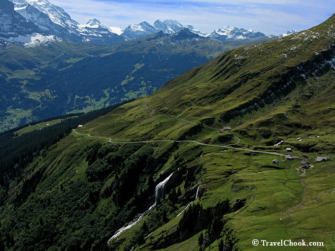 Best-short-hikes-in-switzerland Grindelwald