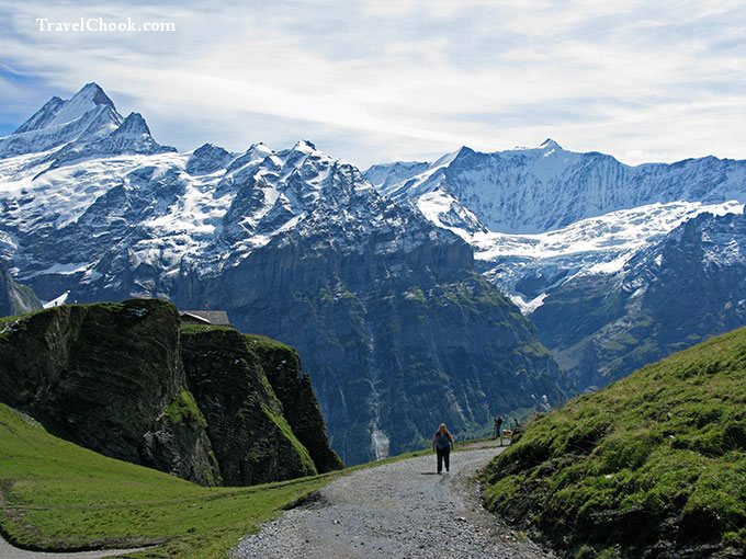 Grindelwald-easy-hikes
