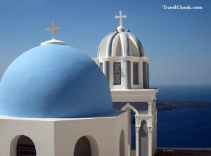 Five days in Santorini - Oia or Fira