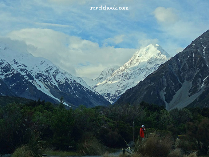 Mount Cook Aoraki National Park walks