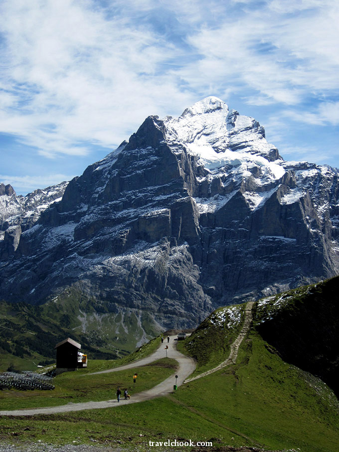 Grindelwald scenic hikes