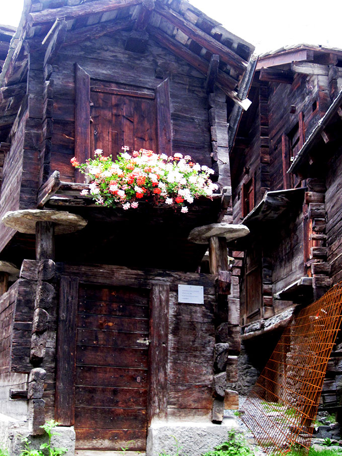 Old Village Zermatt