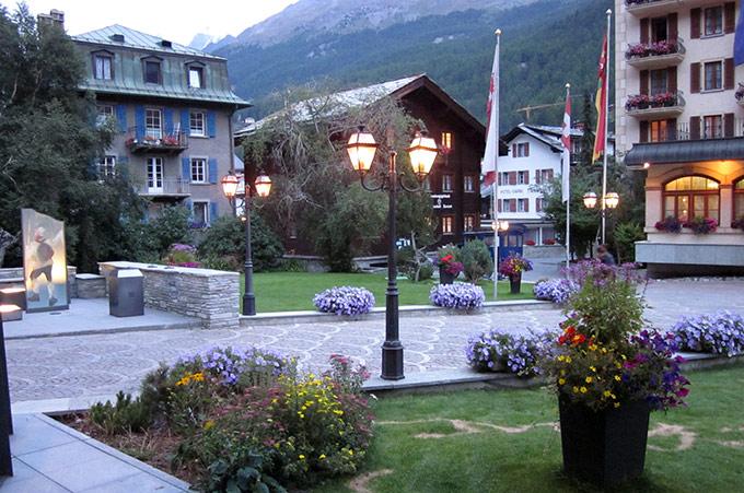 Streets of Zermatt