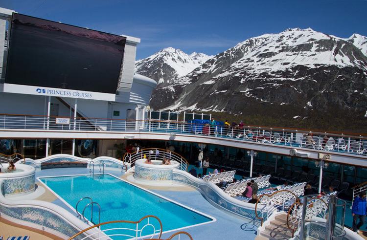 Alaskan Cruise Diary