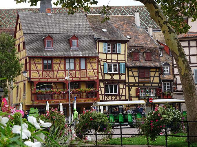 Fairytale towns Colmar