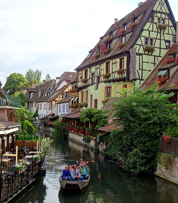 Colmar Accommodation