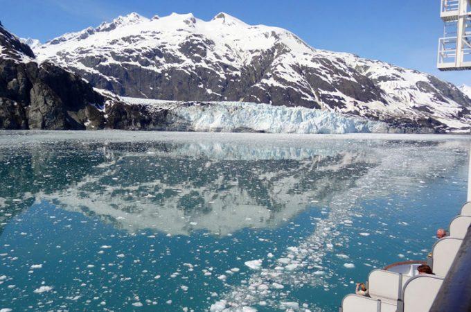 Glacier Bay, Alaska, Cruise Glacier Bay