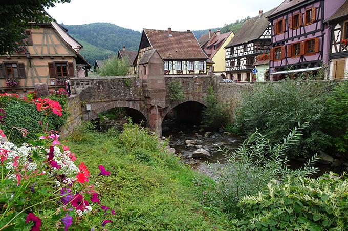 Kaysersberg Fairytale Alsace town