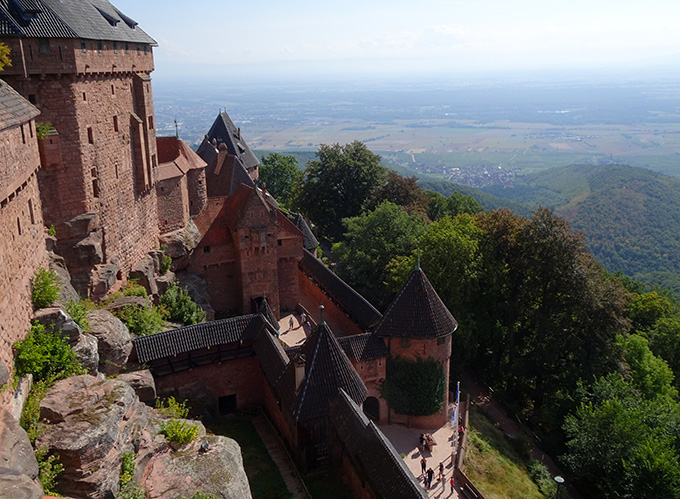 What to do near Colmar, Castle